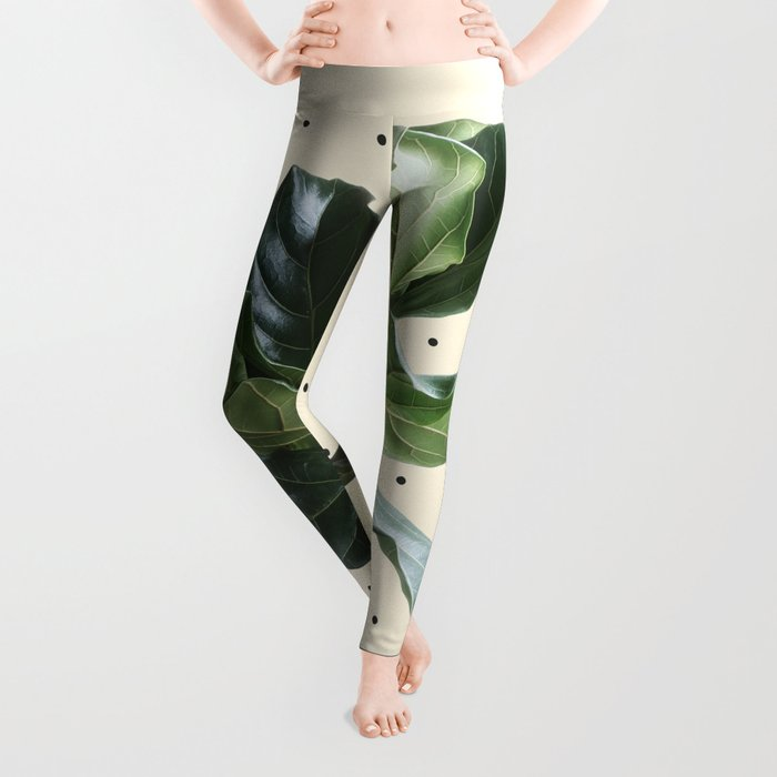 Home Ficus Leggings