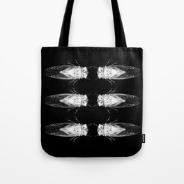 Cicada Inversion Tote Bag