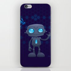 Waving Robot iPhone & iPod Skin