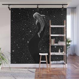Star Eater (Black Version) Wall Mural