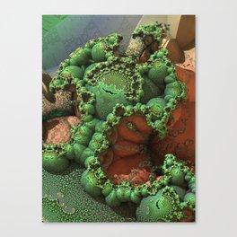 Biomass Canvas Print