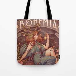BOHEMIA Tote Bag