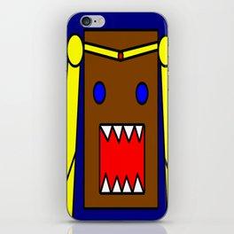 Domo-Moon! iPhone Skin