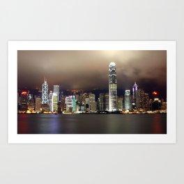 """Explore the City"" Art Print"