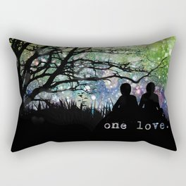 One Love Rectangular Pillow