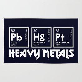Heavy Metals Rug