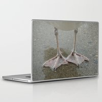 feet Laptop & iPad Skins featuring Feet by Lady Tanya bleudragon