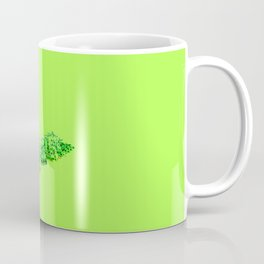 Just a little green Coffee Mug
