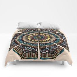 Byzantium con leche Comforters