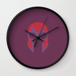 Magneto Helmet Wall Clock