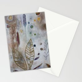 Luna Leaf Stationery Cards
