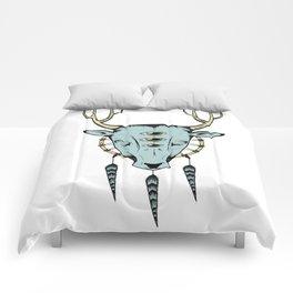The cosmic deer Comforters
