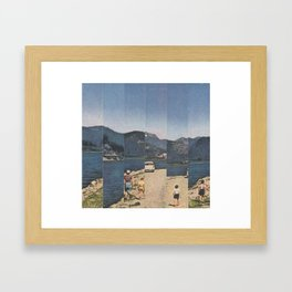 new horizons no.10 Framed Art Print