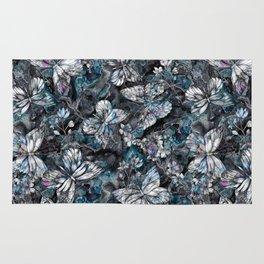 Bohemian Butterflies Rug
