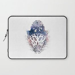 You don't see it until you do. Laptop Sleeve