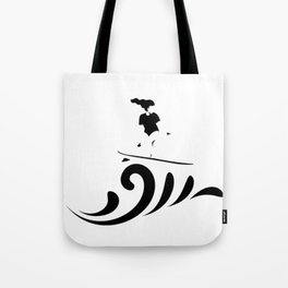 Surf up (: Tote Bag