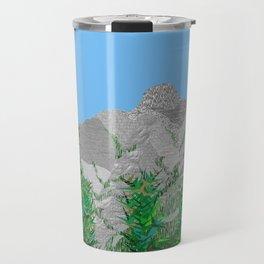 Mount Charles Stuart Travel Mug