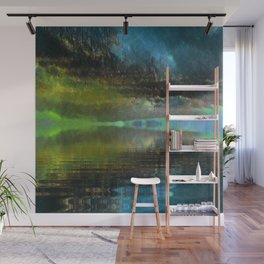 Beyond The Sunset Wall Mural