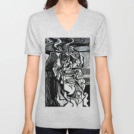 Basically Picasso Unisex V-Neck