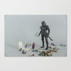 Sandbox Trooper Canvas Print