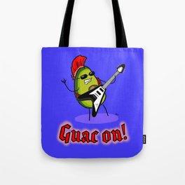 """Guac"" On! Tote Bag"