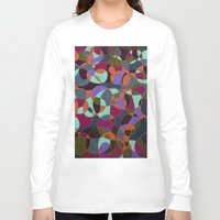 mosaic Long Sleeve T-shirts featuring  Mosaic by Tony Vazquez