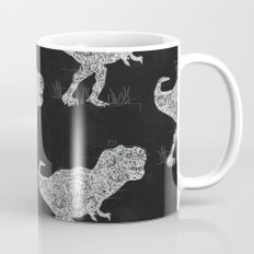 Lace Rex Coffee Mug