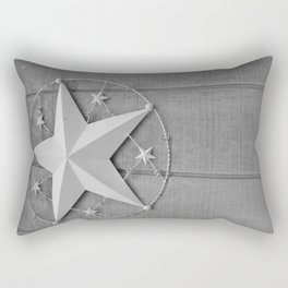 Barn Star Rectangular Pillow