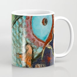 Fish Mosaic Coffee Mug