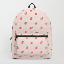 AFE Apricot pattern  Backpack