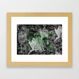 Sinus Against The World Framed Art Print
