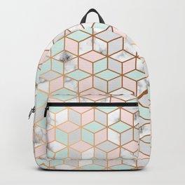 Marble & Geometry 051 Backpack