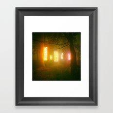 20AMP (everyday 01.24.17) Framed Art Print