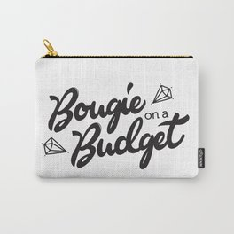 Bougie on a Budget Carry-All Pouch
