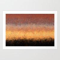 arizona Art Prints featuring Arizona by Chris Riebschlager
