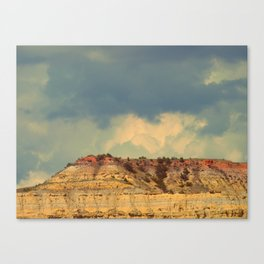 Touching The Sky Canvas Print