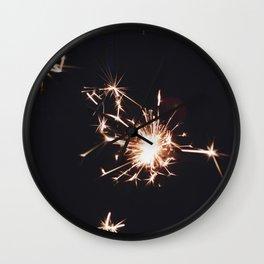 Spark Wall Clock