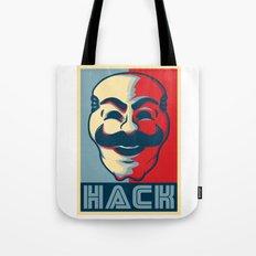 Hack Tote Bag