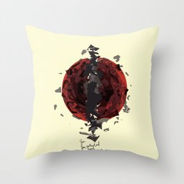 You, Contract and Expand. Throw Pillow