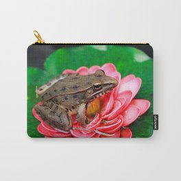 Kiss Me Carry-All Pouch
