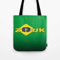 colors of brazil - lets dance brazilian zouk Tote Bag