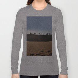 Camel Safari in Thar Long Sleeve T-shirt