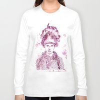 levi Long Sleeve T-shirts featuring Levi Miller vs Ted Tuesday by Levi Miller