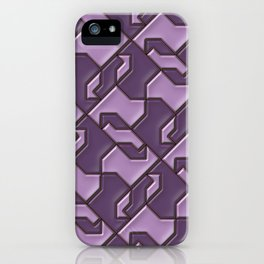 Geometrix 101 iPhone Case