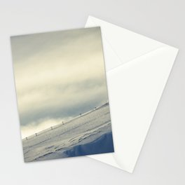Above the Clouds - Mt. Hood Stationery Cards