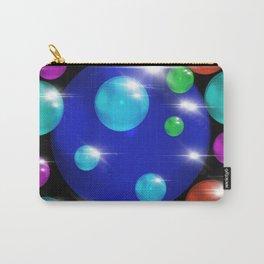 GFTFancyBall190 / Fancy Ball Marble Art Carry-All Pouch