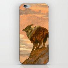 Thar (Tahr) On The Tops iPhone Skin
