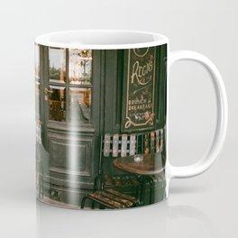 Regis Cafe Coffee Mug