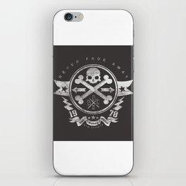 Bad Bones Crew 2 iPhone Skin