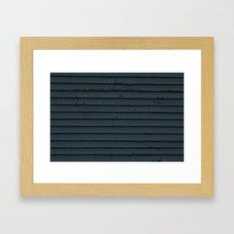 Wood Texture Framed Art Print